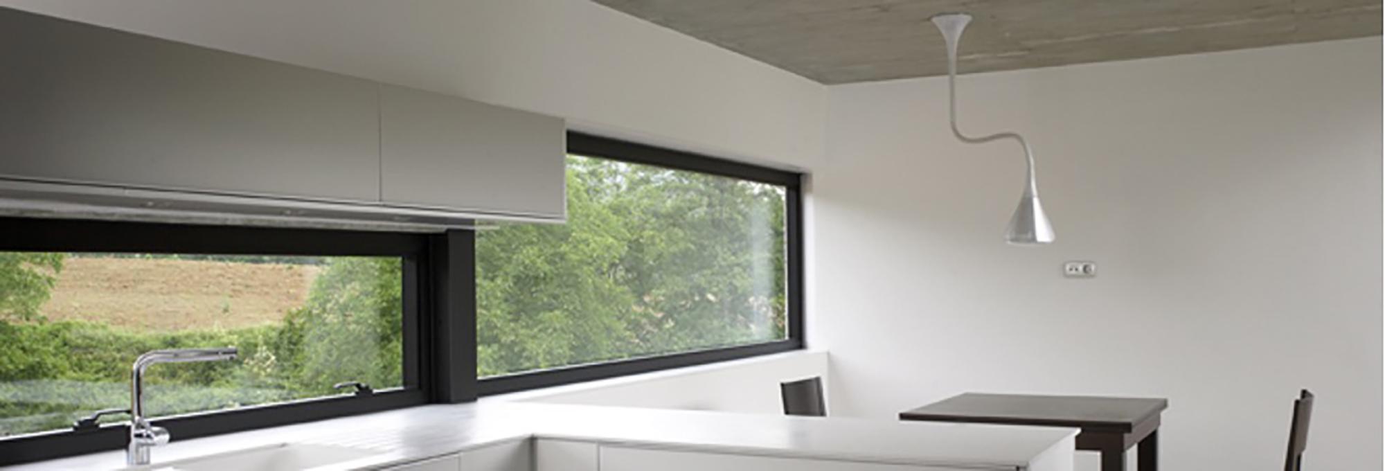Fenêtre en aluminium à Poitiers